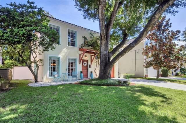 3611 W San Juan Street, Tampa, FL 33629 (MLS #T3189956) :: Andrew Cherry & Company