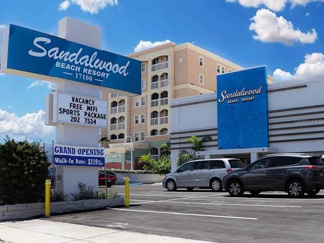 17100 Gulf Boulevard #121, North Redington Beach, FL 33708 (MLS #T3189964) :: Delgado Home Team at Keller Williams