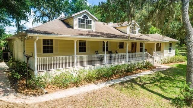 13142 Maudie Lane, Dade City, FL 33525 (MLS #T3190091) :: Lock & Key Realty
