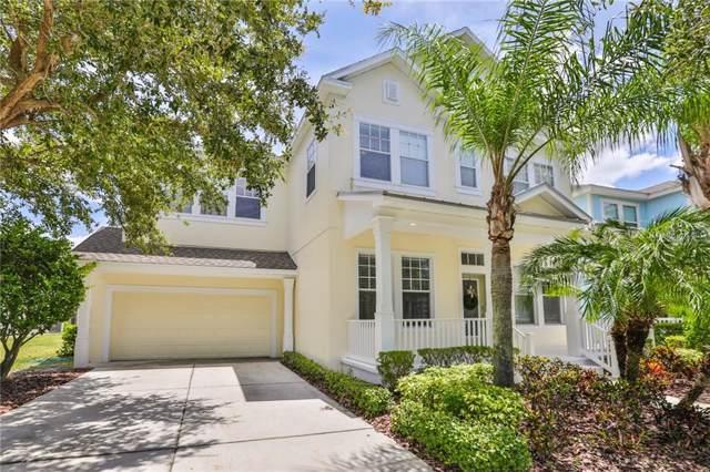 555 Manns Harbor Drive, Apollo Beach, FL 33572 (MLS #T3190284) :: Team Bohannon Keller Williams, Tampa Properties