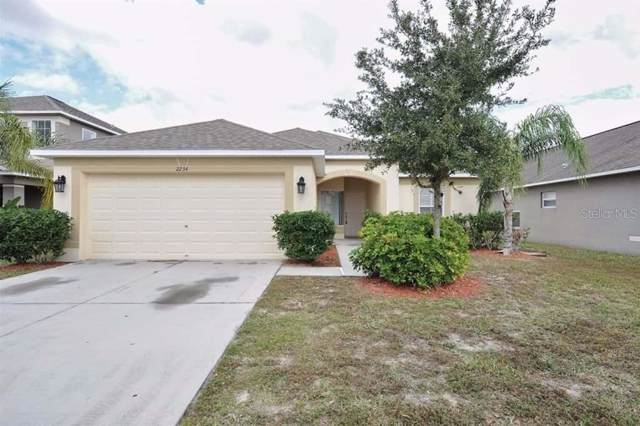 Address Not Published, Ruskin, FL 33570 (MLS #T3190330) :: Team Bohannon Keller Williams, Tampa Properties