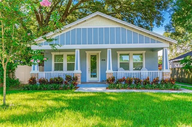 206 W Clinton Street, Tampa, FL 33604 (MLS #T3190594) :: Bridge Realty Group