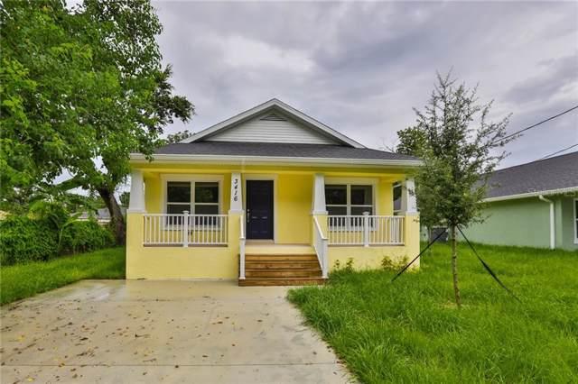 3416 E Powhatan Avenue, Tampa, FL 33610 (MLS #T3190645) :: Lock & Key Realty