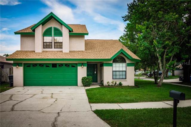 11122 Shadybrook Drive, Tampa, FL 33625 (MLS #T3190698) :: Team Bohannon Keller Williams, Tampa Properties