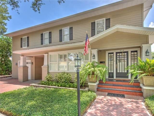 3718 W San Juan Street, Tampa, FL 33629 (MLS #T3190819) :: Andrew Cherry & Company
