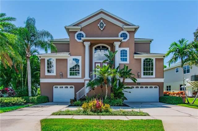 218 Sanctuary Drive, Crystal Beach, FL 34681 (MLS #T3190861) :: The Duncan Duo Team