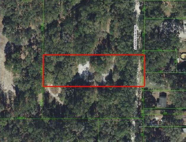6839 Lumberton Road, Zephyrhills, FL 33540 (MLS #T3190998) :: The Duncan Duo Team