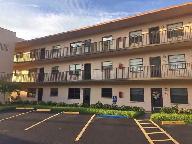 5971 Terrace Park Drive N #304, St Petersburg, FL 33709 (MLS #T3191256) :: Charles Rutenberg Realty