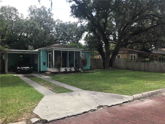 917 W Orient Street, Tampa, FL 33603 (MLS #T3191280) :: Burwell Real Estate