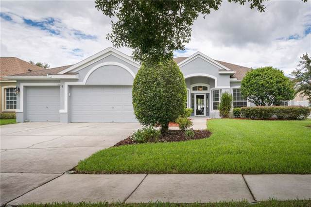 2742 Durant Trails Boulevard, Dover, FL 33527 (MLS #T3191288) :: Team Bohannon Keller Williams, Tampa Properties
