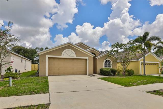 7620 Hampshire Garden Place, Apollo Beach, FL 33572 (MLS #T3191306) :: Medway Realty