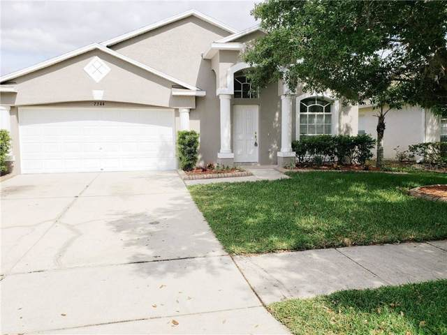 7344 Spandrell Drive, Wesley Chapel, FL 33545 (MLS #T3191562) :: Lock & Key Realty