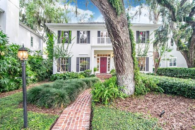 4620 W Sylvan Ramble Street, Tampa, FL 33609 (MLS #T3191781) :: Burwell Real Estate