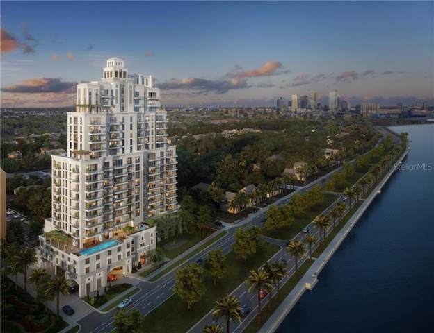 2103 Bayshore Boulevard #1701, Tampa, FL 33606 (MLS #T3191917) :: The Duncan Duo Team