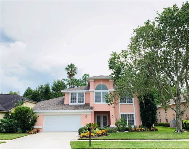 9433 Rockrose Drive, Tampa, FL 33647 (MLS #T3191943) :: Florida Real Estate Sellers at Keller Williams Realty
