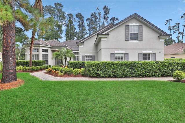 1843 Redwood Grove Terrace, Lake Mary, FL 32746 (MLS #T3192049) :: Bridge Realty Group