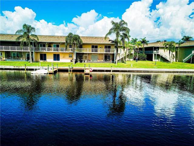 8814 Bay Pointe Drive #203, Tampa, FL 33615 (MLS #T3192111) :: Team Bohannon Keller Williams, Tampa Properties