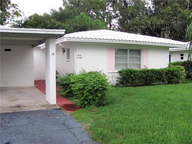 1815 University Place #148, Sarasota, FL 34235 (MLS #T3192189) :: Bridge Realty Group