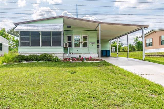 8491 Electra Avenue, Brooksville, FL 34613 (MLS #T3192193) :: Griffin Group