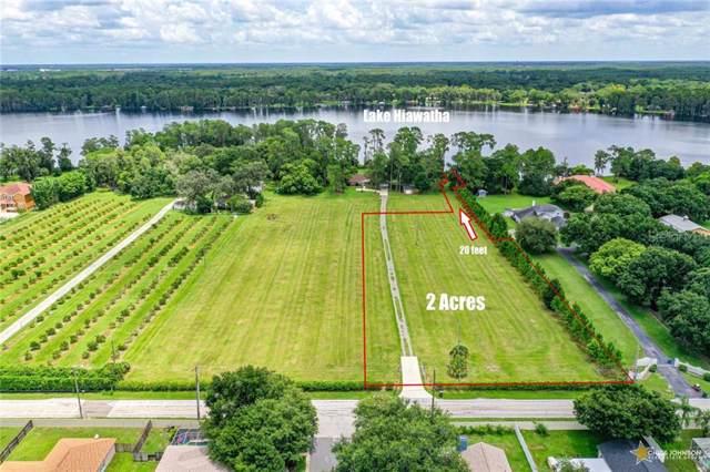 19831 Michigan Avenue, Odessa, FL 33556 (MLS #T3192270) :: Team Bohannon Keller Williams, Tampa Properties