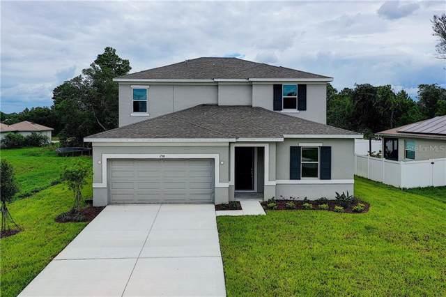 70 Zinnia Lane E, Poinciana, FL 34759 (MLS #T3192329) :: Cartwright Realty