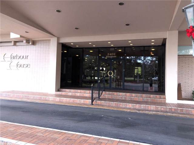 2401 Bayshore Boulevard #503, Tampa, FL 33629 (MLS #T3192411) :: Cartwright Realty