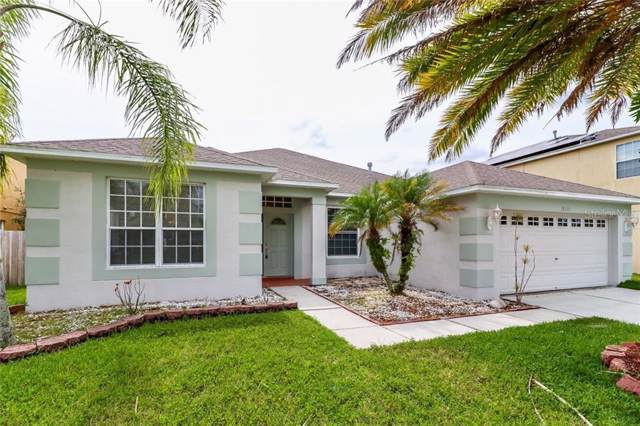 18205 Cypress Haven Drive, Tampa, FL 33647 (MLS #T3192446) :: Team Bohannon Keller Williams, Tampa Properties