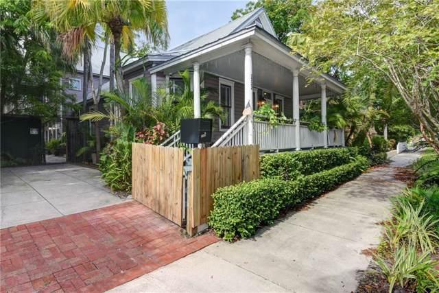1722 E 5TH Avenue, Tampa, FL 33605 (MLS #T3192563) :: Team Bohannon Keller Williams, Tampa Properties