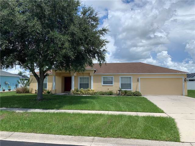 6437 Clair Shore Drive, Apollo Beach, FL 33572 (MLS #T3192564) :: Team Bohannon Keller Williams, Tampa Properties