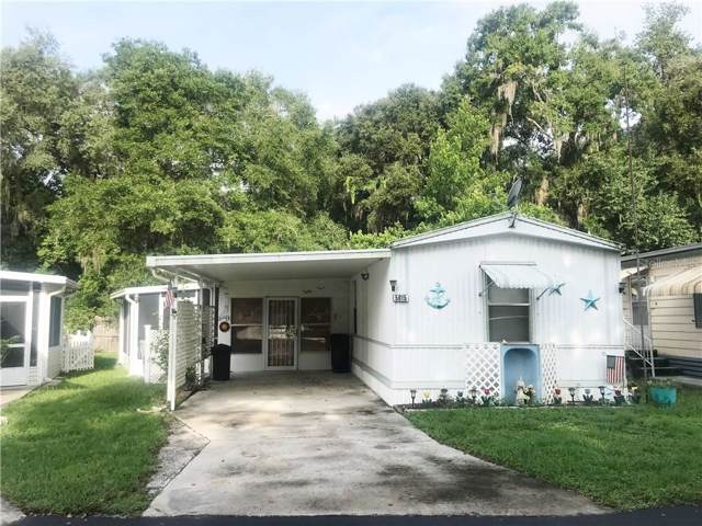 5015 Shirley Circle, Zephyrhills, FL 33542 (MLS #T3192590) :: Griffin Group