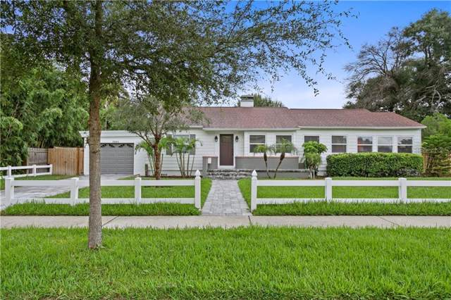 3801 W Granada Street, Tampa, FL 33629 (MLS #T3192611) :: Andrew Cherry & Company