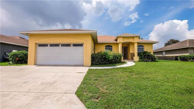 454 Archaic Drive, Winter Haven, FL 33880 (MLS #T3192616) :: White Sands Realty Group