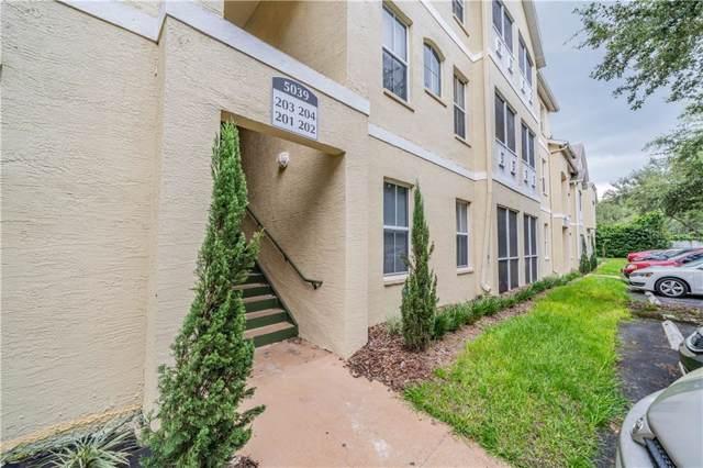 5039 Sunridge Palms Drive #204, Tampa, FL 33617 (MLS #T3192717) :: Cartwright Realty
