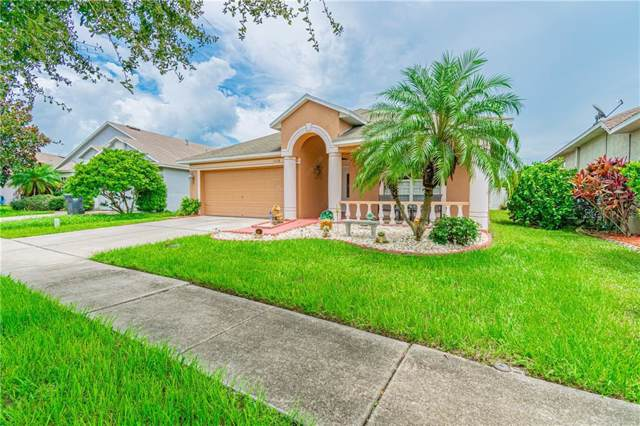 11128 Rodeo Lane, Riverview, FL 33579 (MLS #T3192719) :: Team Bohannon Keller Williams, Tampa Properties