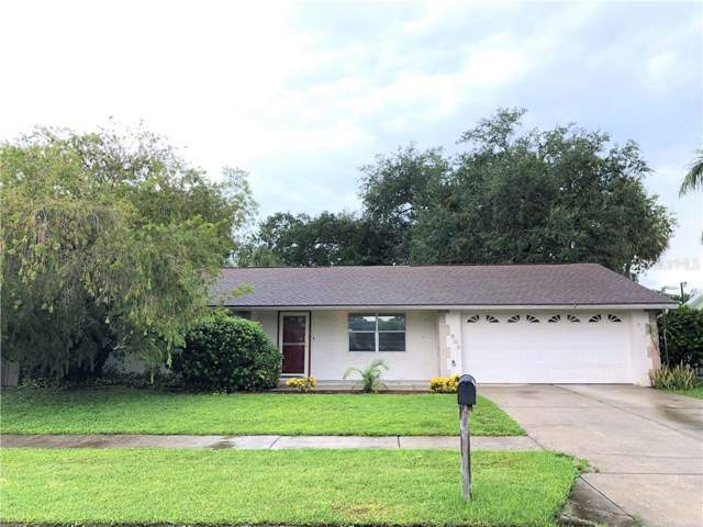 505 Red Mangrove Lane, Apollo Beach, FL 33572 (MLS #T3192720) :: Team Bohannon Keller Williams, Tampa Properties