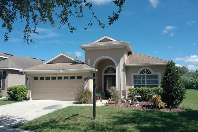 12824 Hampton Hill Drive, Riverview, FL 33578 (MLS #T3192744) :: Kendrick Realty Inc