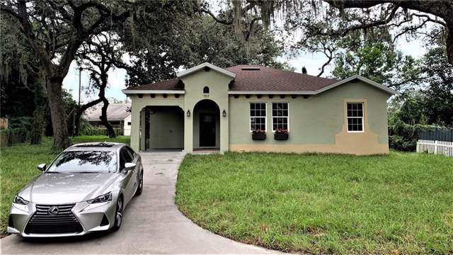 707 W Juneau Street, Tampa, FL 33604 (MLS #T3192811) :: Griffin Group