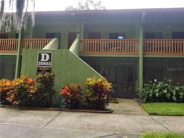 20865 Haulover Cove #2, Lutz, FL 33558 (MLS #T3192846) :: Andrew Cherry & Company