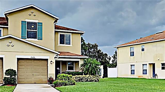 2570 Hassonite Street, Kissimmee, FL 34744 (MLS #T3192896) :: White Sands Realty Group
