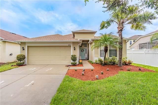 8912 Sandy Plains Drive, Riverview, FL 33578 (MLS #T3192924) :: Team Bohannon Keller Williams, Tampa Properties