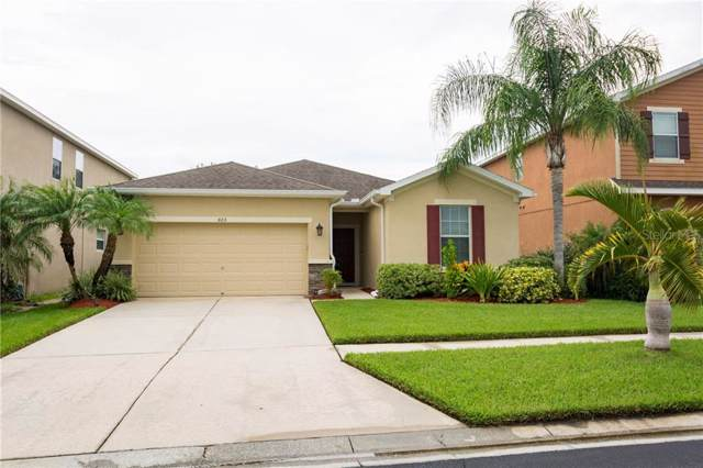 603 19TH Street NW, Ruskin, FL 33570 (MLS #T3192954) :: Zarghami Group