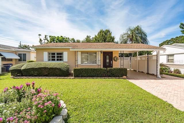4012 37TH Avenue N, St Petersburg, FL 33713 (MLS #T3192961) :: Dalton Wade Real Estate Group