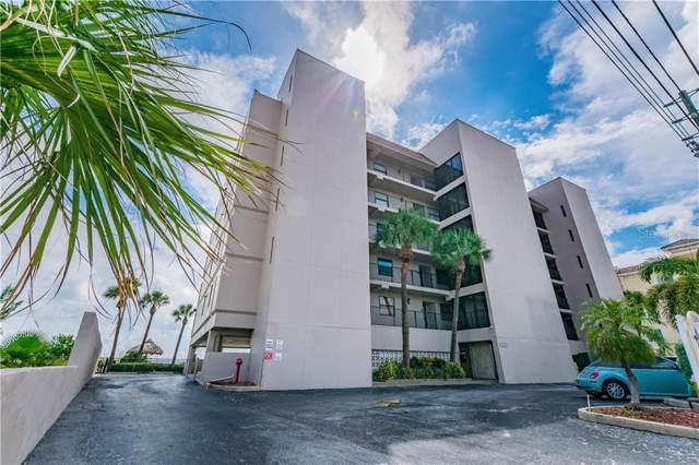 13650 Gulf Boulevard #504, Madeira Beach, FL 33708 (MLS #T3192991) :: Lockhart & Walseth Team, Realtors