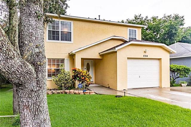 8744 Busch Oaks Street, Tampa, FL 33617 (MLS #T3193029) :: Team 54