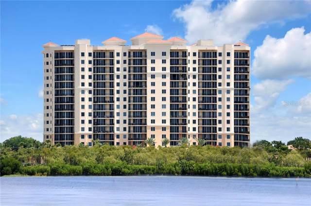 5823 Bowen Daniel Drive #906, Tampa, FL 33616 (MLS #T3193053) :: Armel Real Estate