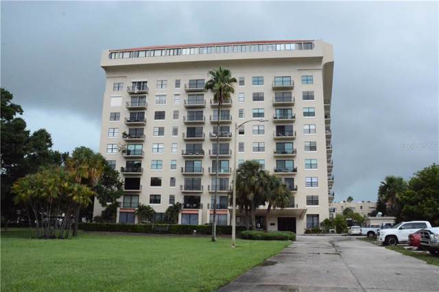 2109 Bayshore Boulevard #711, Tampa, FL 33606 (MLS #T3193145) :: Griffin Group