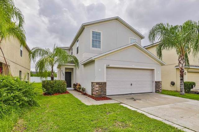 2144 Richwood Pike Drive, Ruskin, FL 33570 (MLS #T3193149) :: Rabell Realty Group