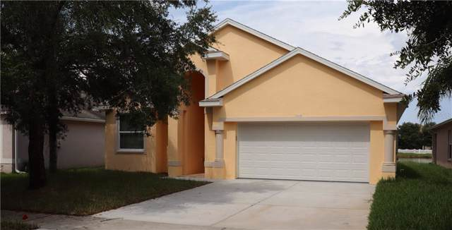 7329 Spandrell Drive, Wesley Chapel, FL 33545 (MLS #T3193182) :: Florida Real Estate Sellers at Keller Williams Realty
