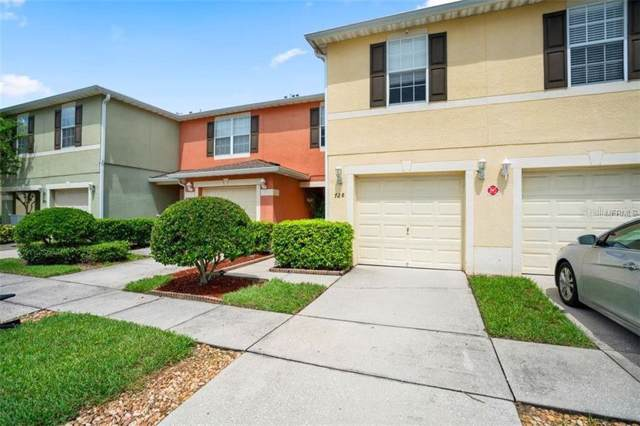 728 Cresting Oak Circle #58, Orlando, FL 32824 (MLS #T3193186) :: GO Realty