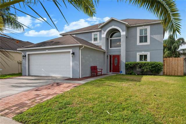 24932 Ravello Street, Land O Lakes, FL 34639 (MLS #T3193196) :: RE/MAX CHAMPIONS
